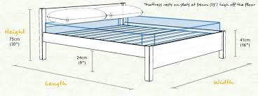 king size bed frame dimensions. Bed Frame Dimensions King Size  Decor On Standard Width For Queen King Size Bed Frame Dimensions M