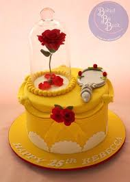 Belle Birthday Decorations Beauty And The Beast Cake By Baked Beck Best Belle Ideas On 42