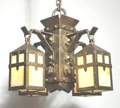 arts and crafts chandelier minimalist arts and crafts chandelier lighting mission antique arts and crafts chandeliers