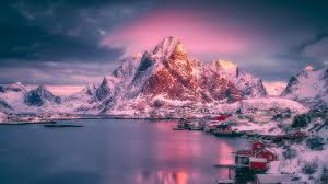 3840x2160 Lofoten Norway 4K Wallpaper ...