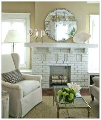 mirror above fireplace mirrors over fireplace mantels decorative mirror above fireplace round mirror with stainless steel