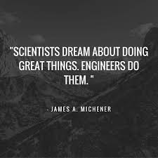 Engineering Quotes Gorgeous Famous Engineering Quotes By James AMichener Golfian