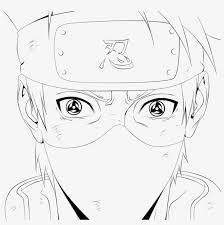 Sharingan No Kakashi Line By Xryuuzakii On Naruto Manga Kakashi