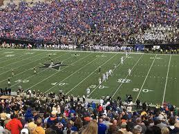 Slow Arriving Vandy Crowd Picture Of Vanderbilt Stadium