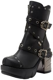 pleaser sinister 201 women s sinister 201 bpu shoes boots usa official pleaser fearless multiple colors