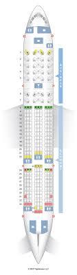 Air Canada Seat Maps 787