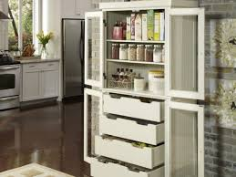 top 79 pleasurable storage cabinet for kitchen free standing cabinets home depot beautiful white furniture ikea with glass door and pull out rack organizer