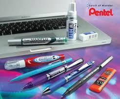 Официальный офис Pentel в России - О Pentel