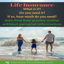 Term Life Insurance Quotes Online Without Personal Information Term Life Insurance Quotes without Personal Information 27