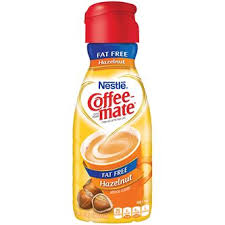 Man, i can't believe how many of these creamers don't even have any. Order Coffee Mate Fat Free Non Dairy Creamer Hazelnut Fast Delivery