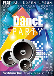 free dance flyer templates dance party flyer template free vector download 17 880 free vector