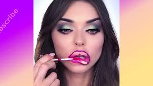 top viral eye makeup videos on