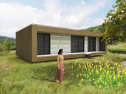Nest Box Fuses Passivhaus Prefab Ultimate Low Cost Housing