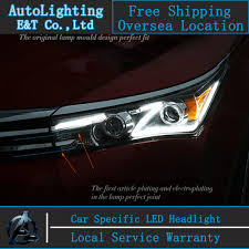 Auto Lighting Style LED Head Lamp for Toyota Corolla led ...