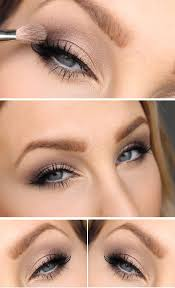 how to apply an eyeshadow step by step tutorial
