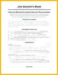 Resume Professional Summary Examples Cool Example Of Professional Summary For Resume Fathunter