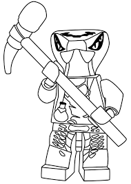Ninjago Coloring Pages - Coloring Pages For Kids And Adults