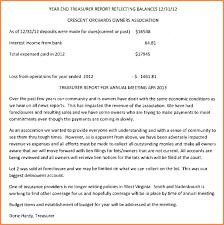 Non Profit Treasurer Report Template Treasurer Report Rome Fontanacountryinn Com