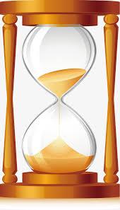Resultado de imagen de el tiempo + reloj de arena