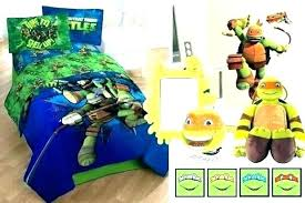 Ninja Turtle Bed Set Turtles Bedding Sets Window Curtains ...