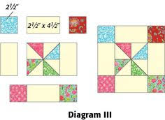 Easy 2 minute pinwheel quilt block tutorial | Pinwheel quilt ... & Framed Pinwheel Block: FREE Quilt Block Pattern Download · Easy ... Adamdwight.com