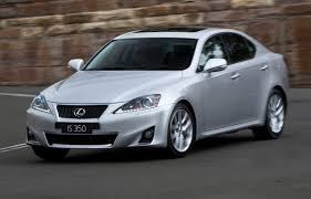 What an accessory...Lexus IS 350...not a dream, this is how she ...