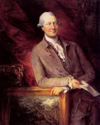 james christie portrait thomas gainsborough whole oil painting replica free cost