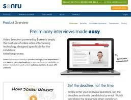 hirevue interview questions compare hirevue video interviews vs sonru apr 2018 itqlick com