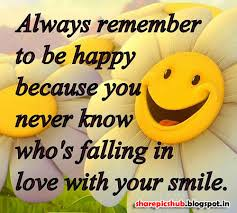 Always Smile Quotes Beauteous 48 Best Smile Quotes Sayings About Smiling