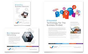 brochure templates brochure designs  print ad template