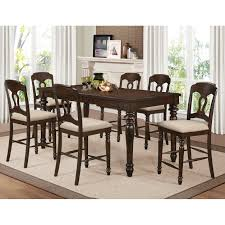 Dining Table Co Darby Home Co Gabriel Counter Height Dining Table Wayfair