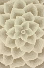 nuloom modella wool crimson rose rug