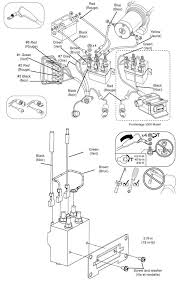 warn winch wiring diagram xd9000i wiring diagrams and schematics warn winch 2500 diagram image about wiring