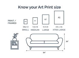 Size Chart Buygifty