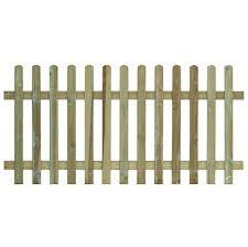 wood picket fence panels. Grange Round Top Palisade Panel (W)1.8 M (H)0.9   Departments DIY At B\u0026Q Wood Picket Fence Panels