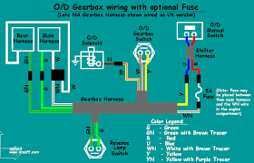 mgb ignition wiring diagram diagram new owner trying to get a handle on overdrive problems