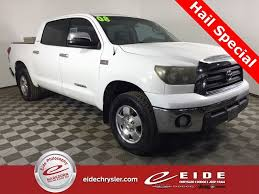 The sr5 trim of the double cab and crewmax includes power. Used 2009 Toyota Tundra For Sale With Photos Cargurus