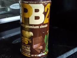 pb2 powdered peanut er with premium chocolate
