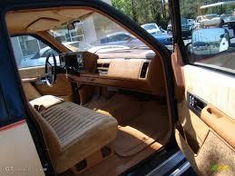 Beige Interior 1990 Chevrolet C/K C1500 Silverado Extended Cab ...