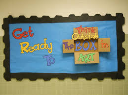 outdoor bulletin board ideas. back to school bulletin board ideas.get ready think outside the box this year. outdoor ideas
