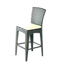 black rattan bar stools rattan outdoor bar stools outdoor wicker bar stools with backs rattan bar