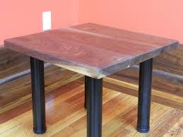 walnut end table. 10012 Black Walnut Square End Table (3).jpg B