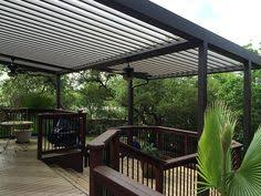 Image result for Features That Make Motorized Louvered Pergola the Best for a Patio