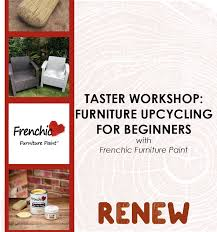 Frenchic Colour Chart Taster Workshop Furniture Upcycling For Beginners With Frenchic
