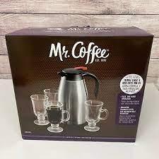 mr coffee galion 2 quart snless