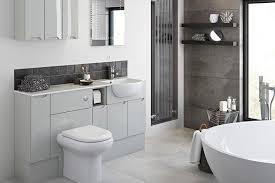 gloss gloss modular bathroom. Light Grey Gloss Pull Handle Modular (pg42) Bathroom U
