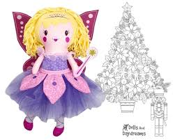 Dolls And Daydreams Embroidery Designs Ith Sugar Plum Fairy Pattern Machine Embroidery Patterns