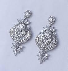 crystal chandelier earrings bridal earrings clip on or post earring option crystal earrings bridal jewelry taylor crystal 2310443 weddbook