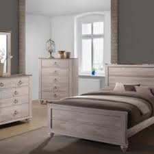 6pc Full White Wash Farmhouse Bedroom Set Farmhouse Bedroom Furniture Sets U75