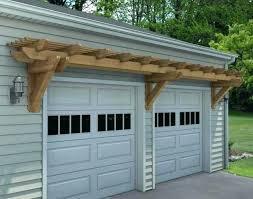 pergola over garage door pergolas how to build a above the trellis arbor white vinyl